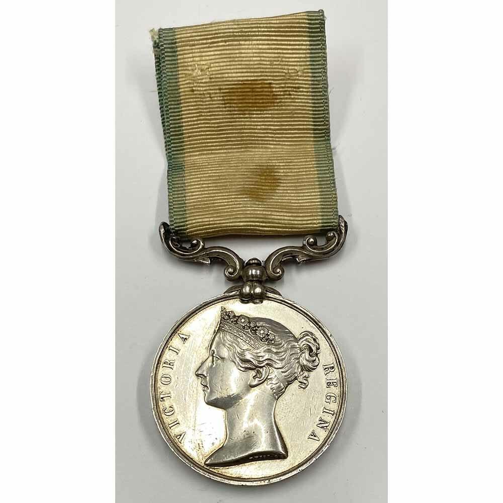 Baltic Medal 1854-55 1