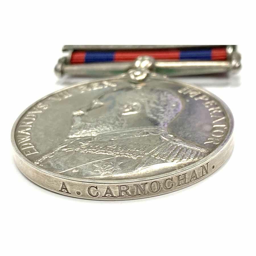 Transport Medal South Africa 1899-1902 3