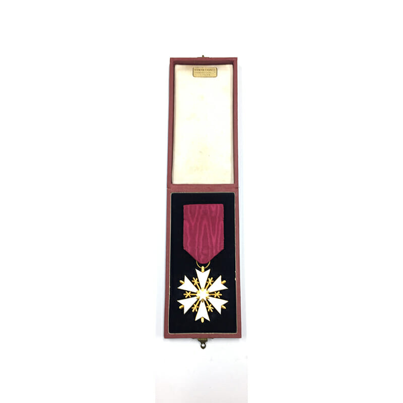 Order of the White Star Knight in fitted case of issue by... 5