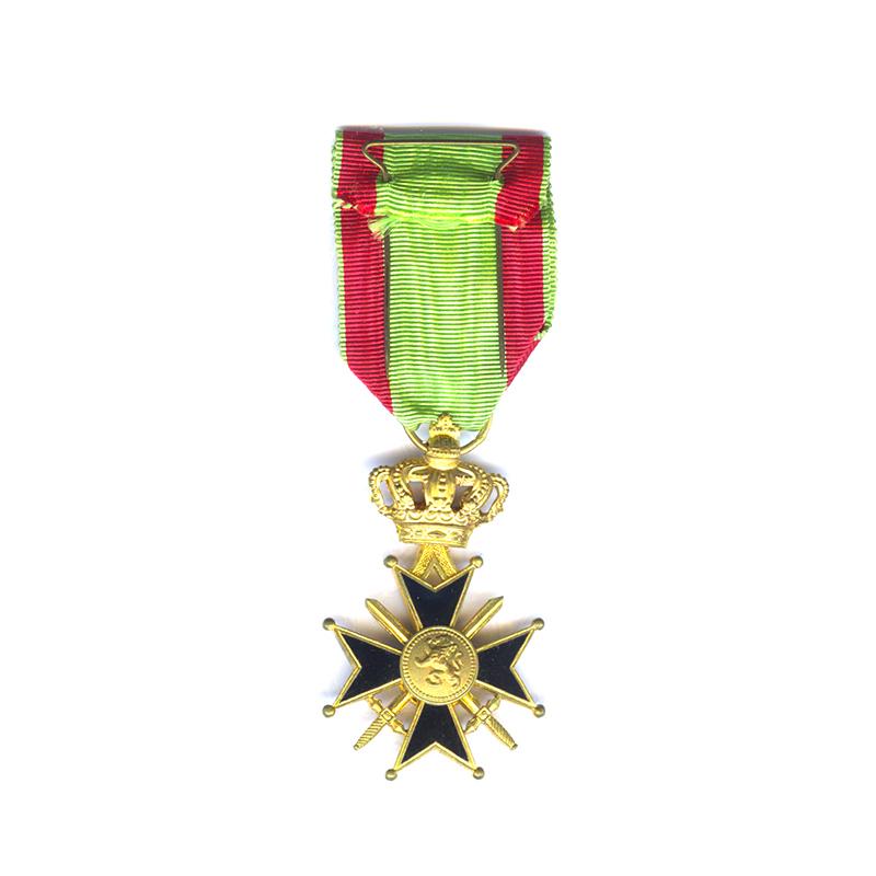 Military Cross  1st class  gilt 2