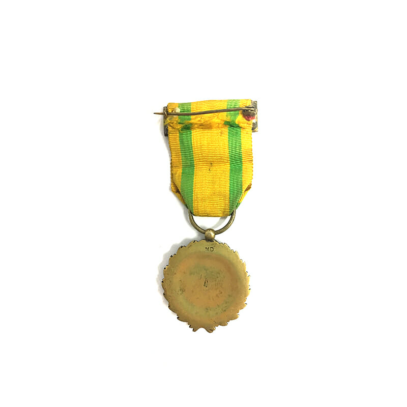 Wound Medal silver gilt 2