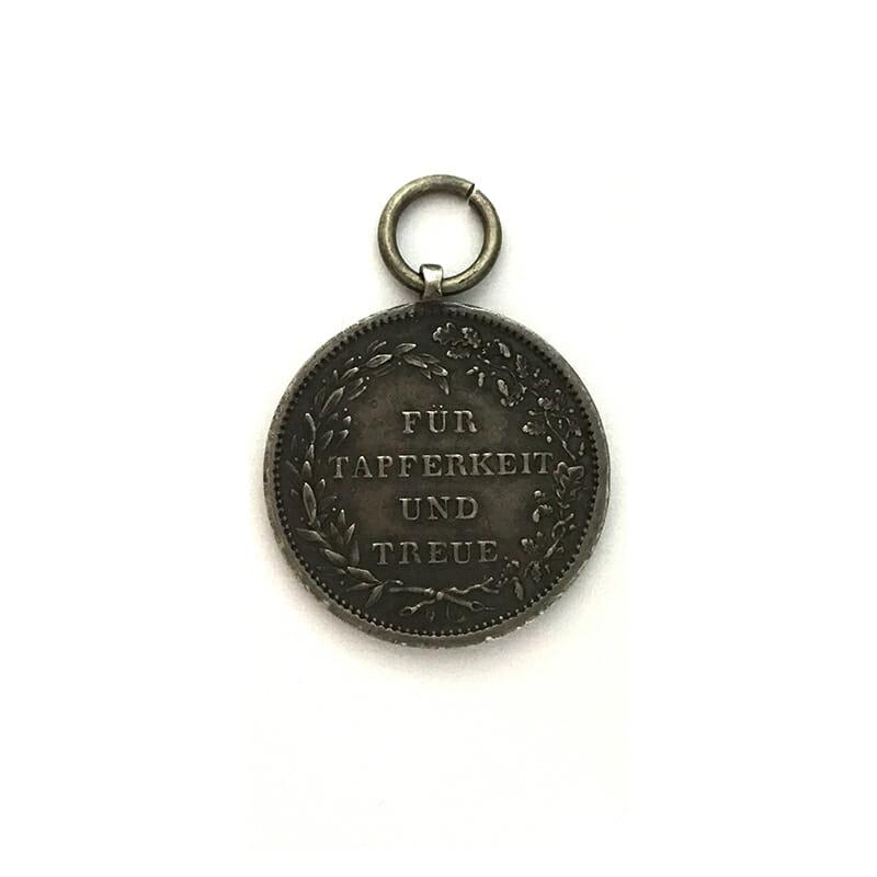 Waterloo Military Merit Medal 2
