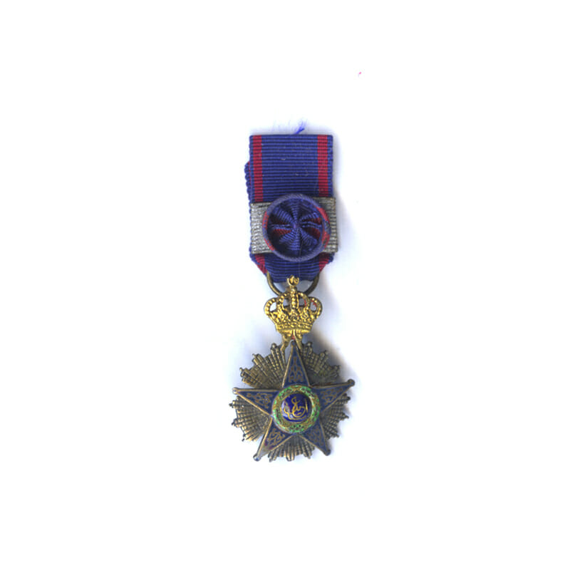 Order of Ismail Commander 1