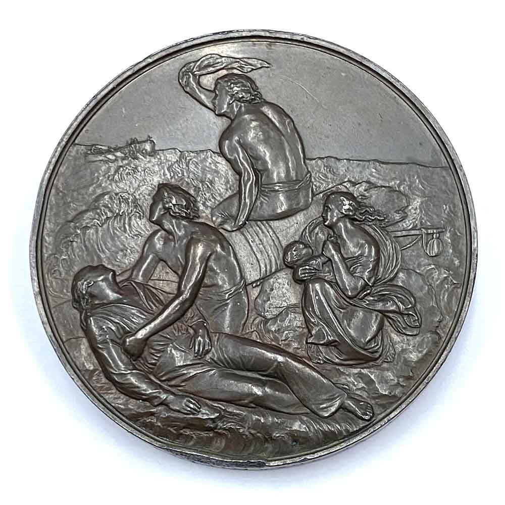 Board of Trade Sea Gallantry Medal 1886 2