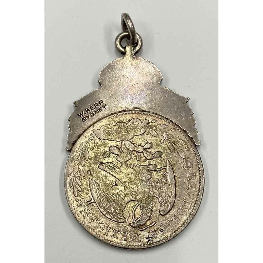 Sydney Emden Medal 1914 2