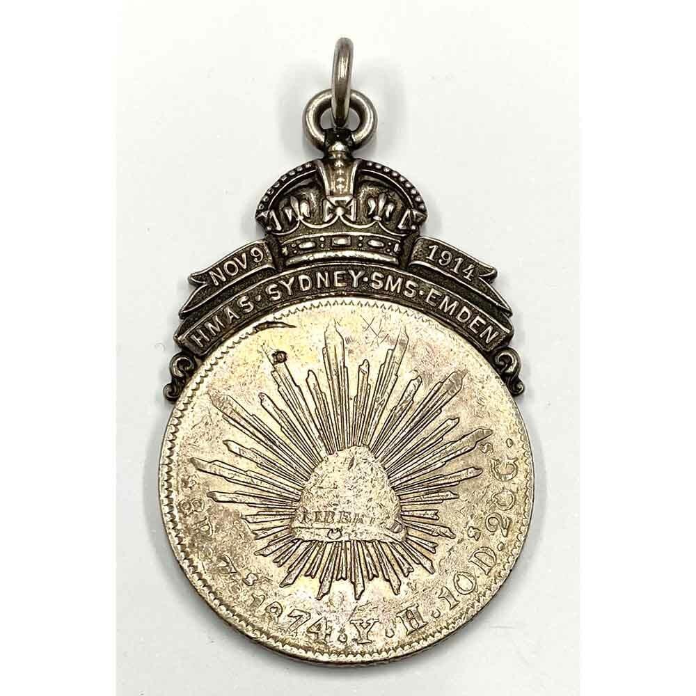 Sydney Emden Medal 1914 1