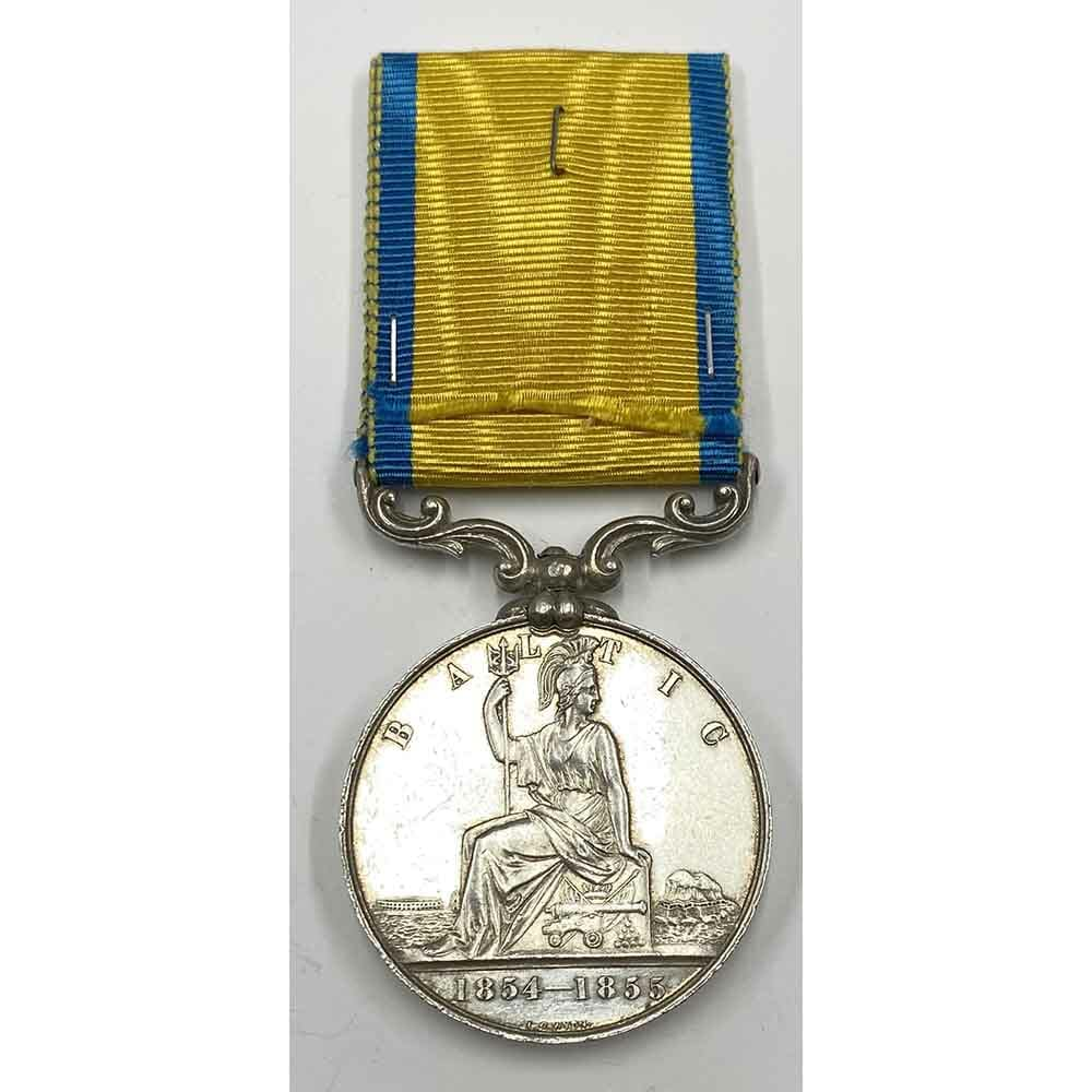 Baltic Medal Unnamed 1855 2