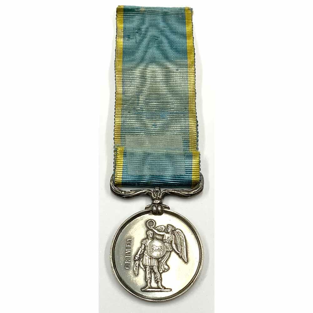 Crimea Medal French Reduced Size 2