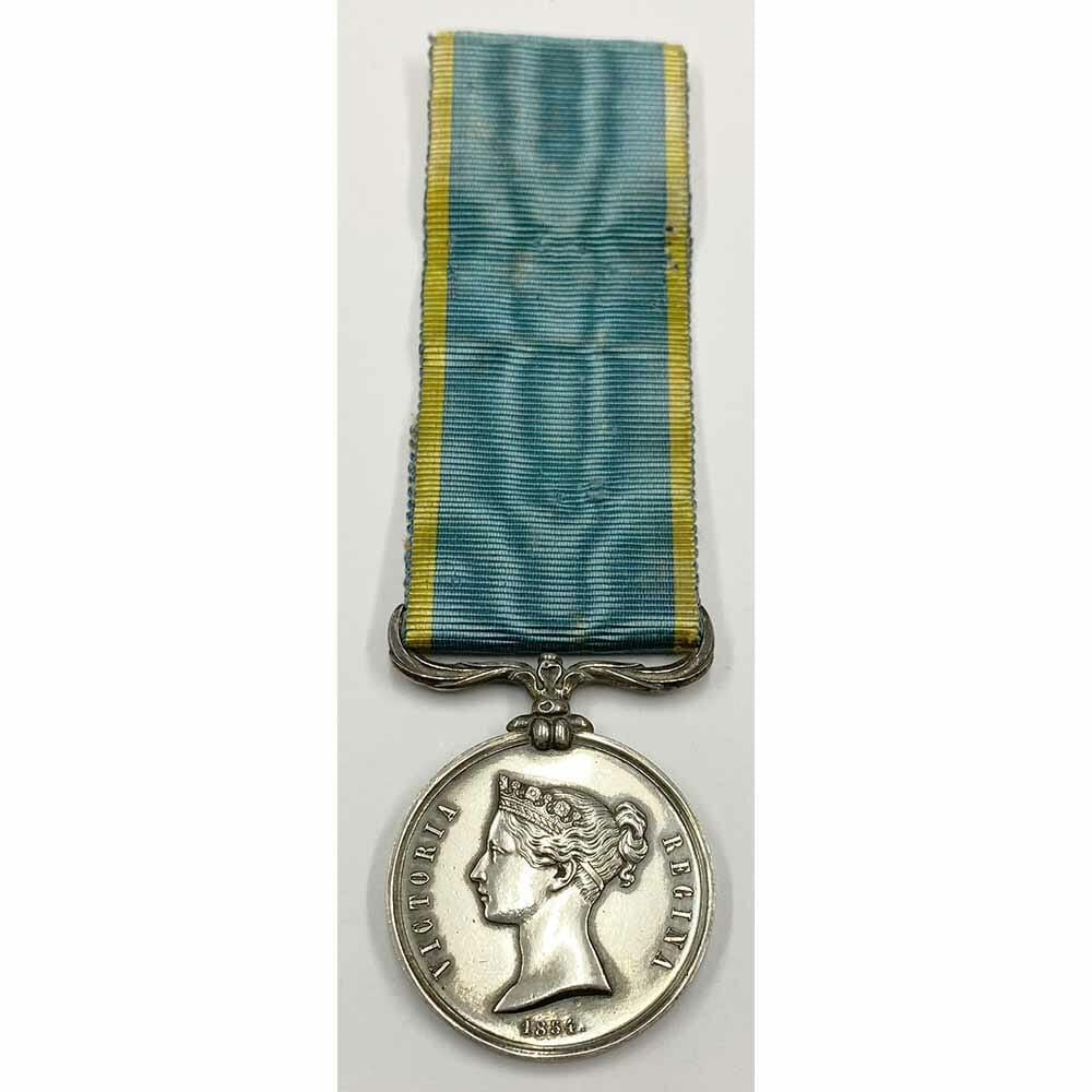 Crimea Medal French Reduced Size 1