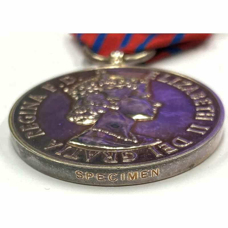 George Medal EIIR Specimen 3