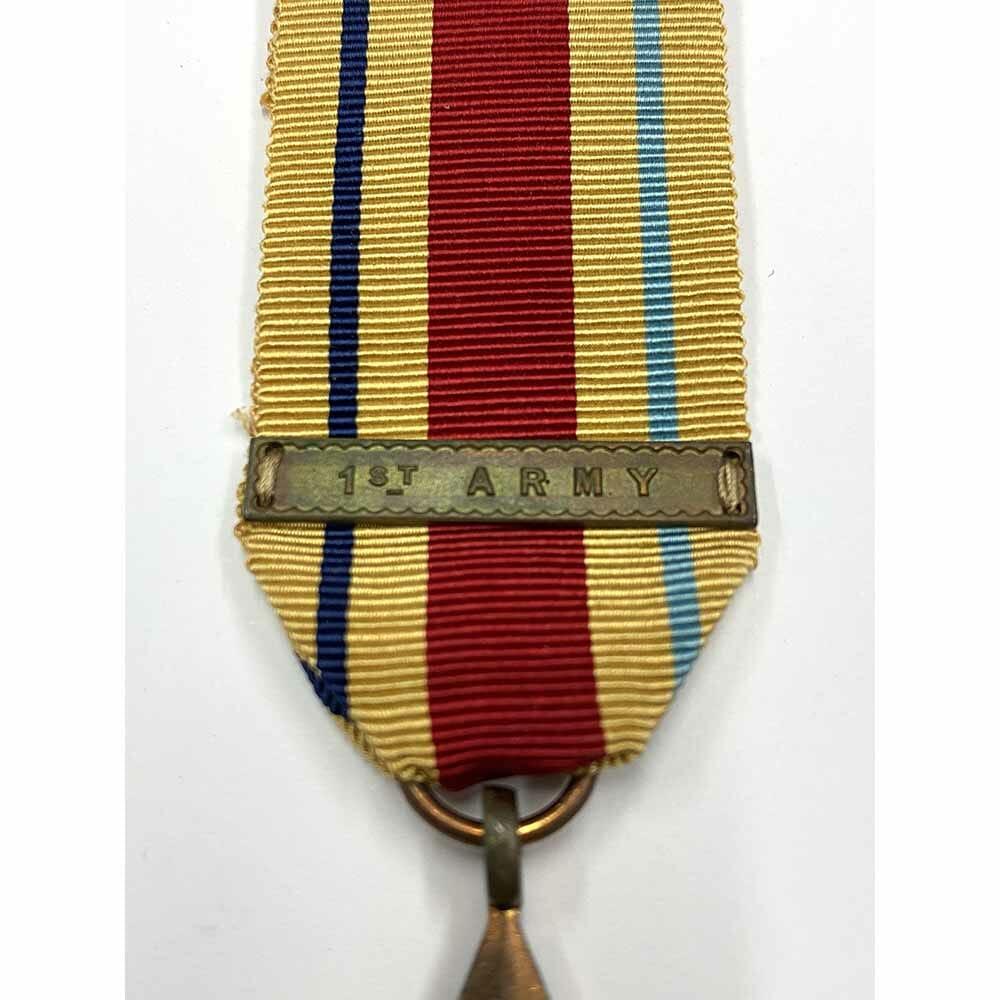 Africa Star bar 1st Army 3