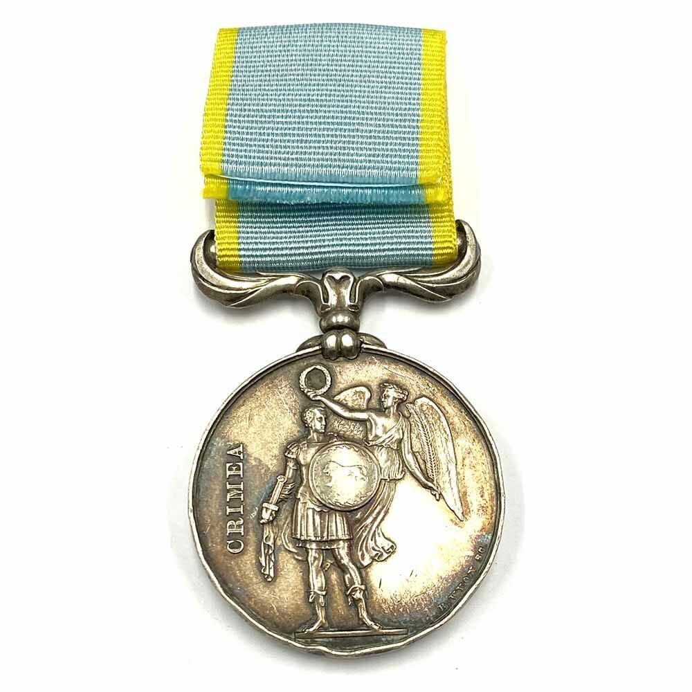 Crimea War Medal 2