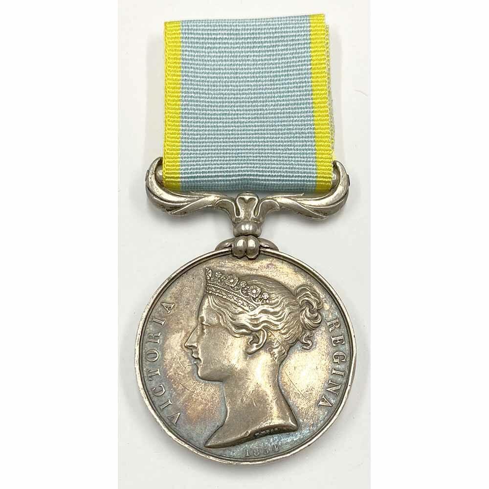 Crimea War Medal 1