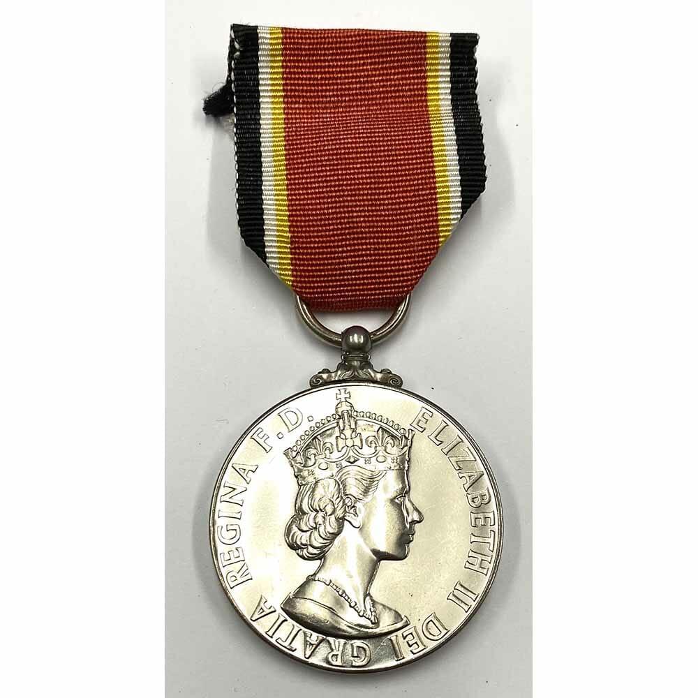 Papua New Guinea EIIR 1