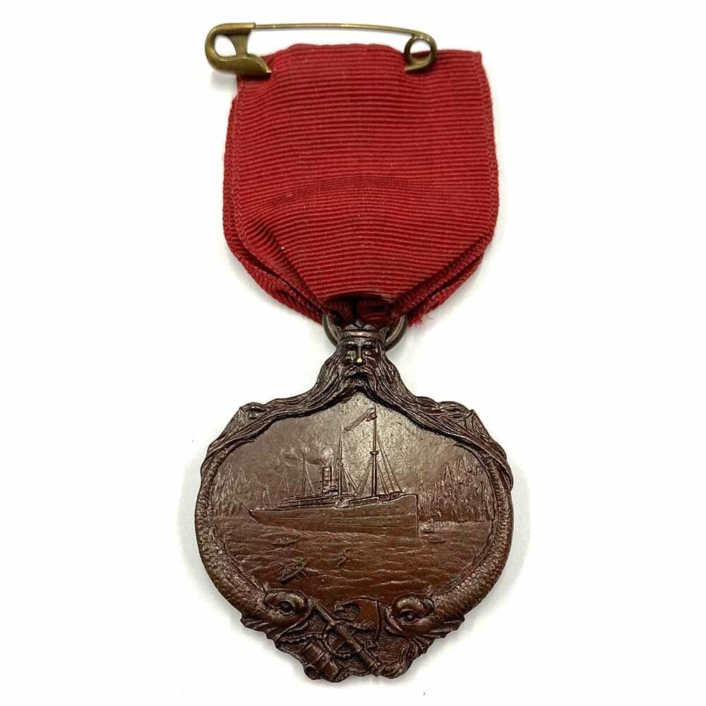 RMS Carpathia Titanic Medal 2