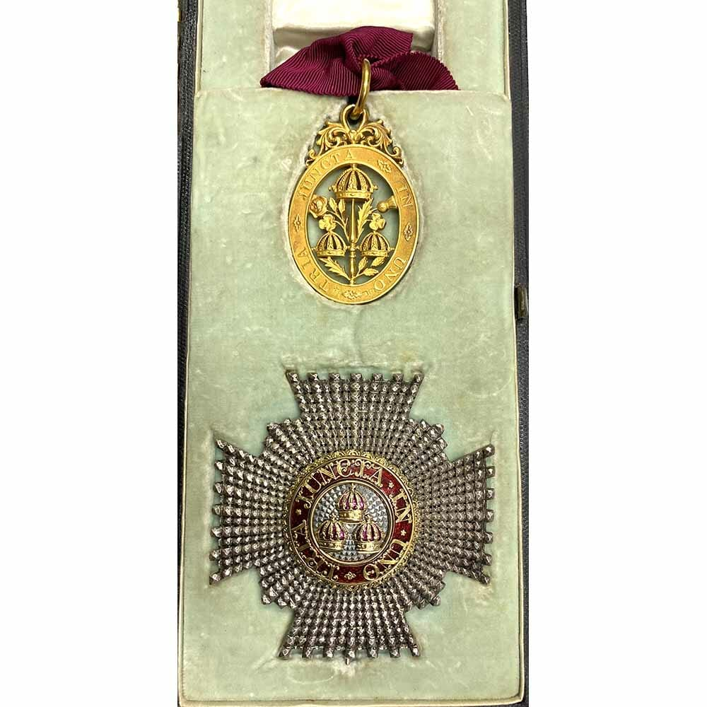 Knight Commander of the Order of the Bath Civil Gold 2
