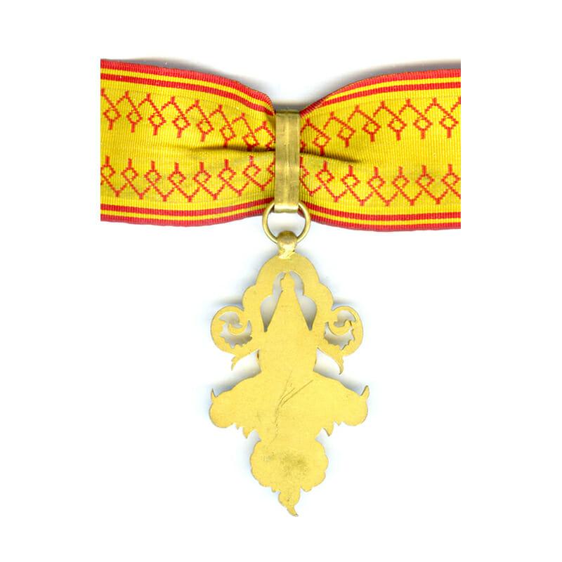 Laos Order of the  Million Elephants Commander 2