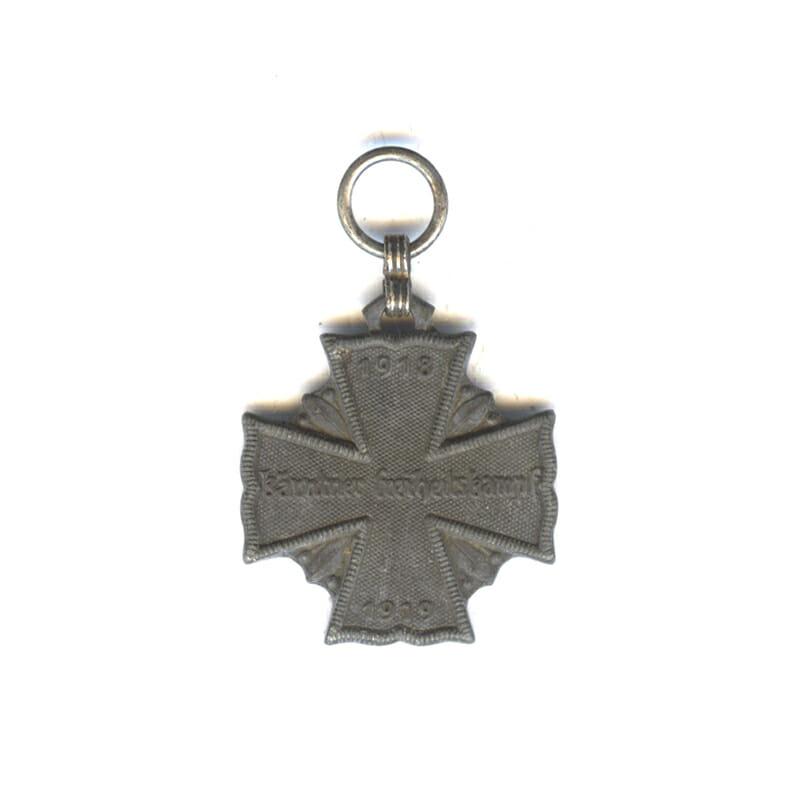 Carinthia Bravery  Cross 1918-1919 (n.r.) 1
