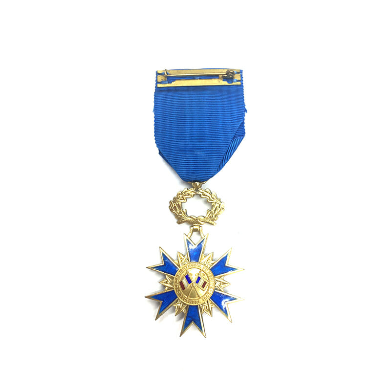 Order of National Merit  1965 Officer 2