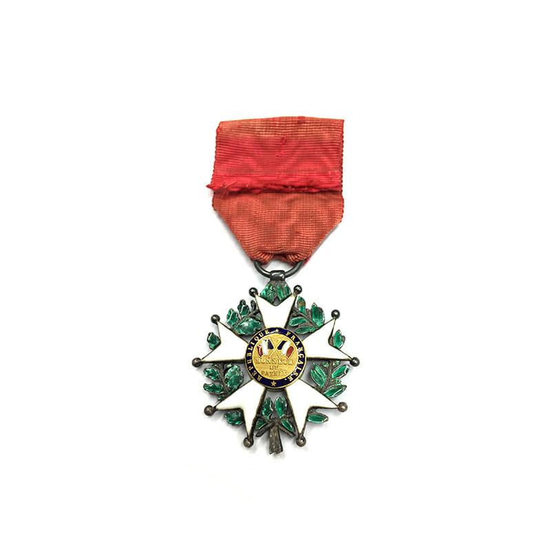 Legion D'Honneur 2nd Republic 2nd type 1848-1851 Knight 2