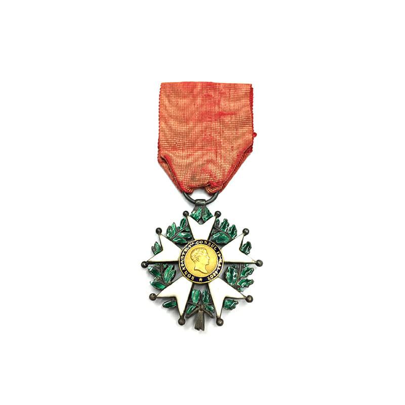 Legion D'Honneur 2nd Republic 2nd type 1848-1851 Knight 1