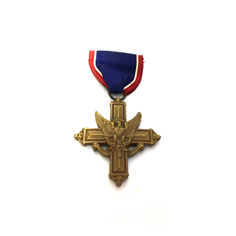 Distinguished Service Cross Army WWII issue 1