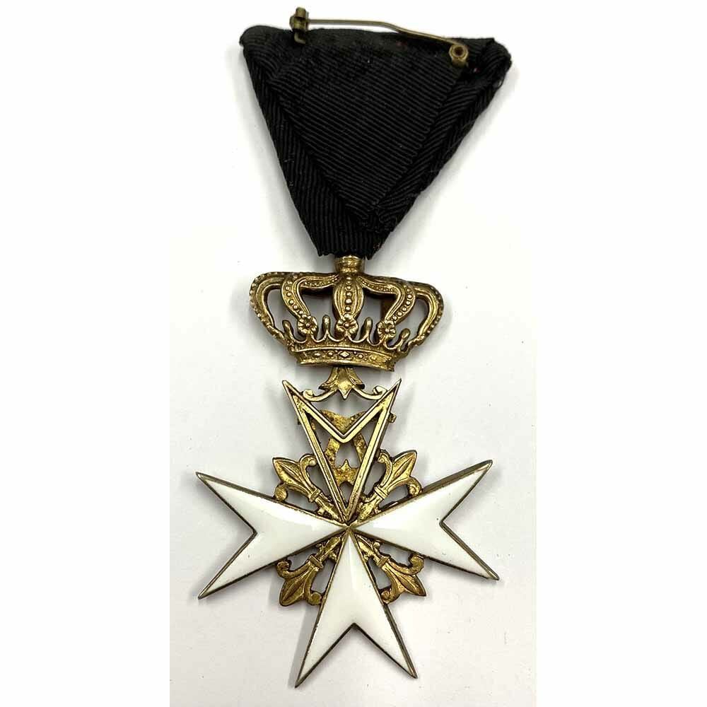 Sovereign Military Order of Malta Donats cross 2nd class 2