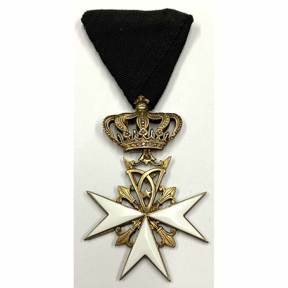 Sovereign Military Order of Malta Donats cross 2nd class 1