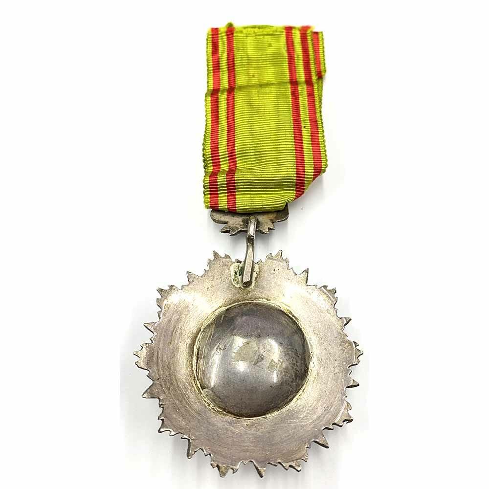Order of Nichan Iftikhar Officer   Mohammed V 2