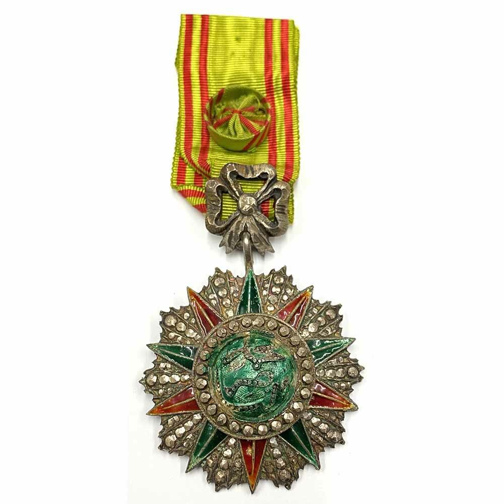 Order of Nichan Iftikhar Officer   Mohammed V 1