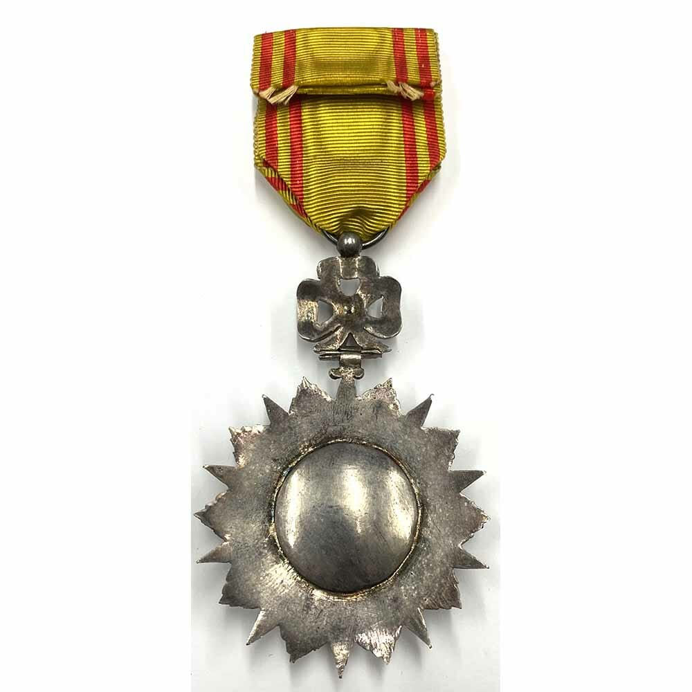 Order of Nichan Iftikhar Officer   Ahmad II Sidi Ahmad 2