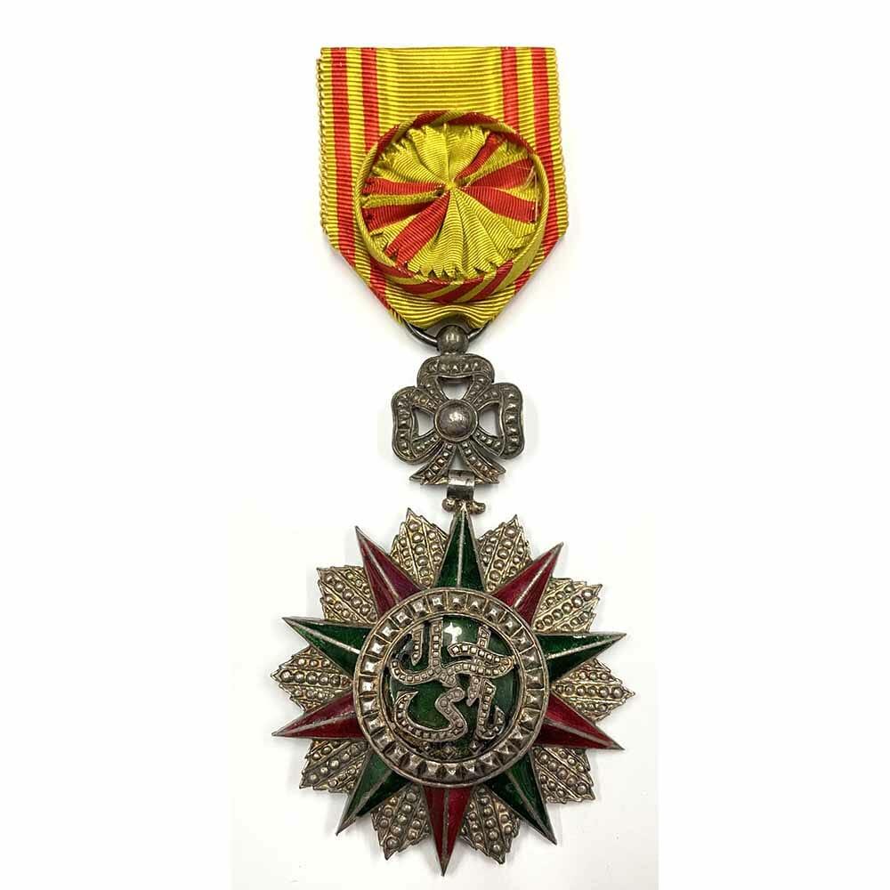 Order of Nichan Iftikhar Officer   Ahmad II Sidi Ahmad 1