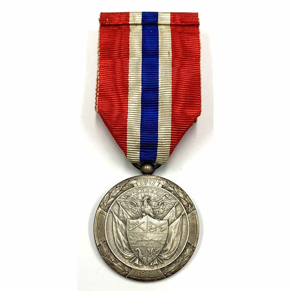 Panama medal of Solidarity SILVER 2