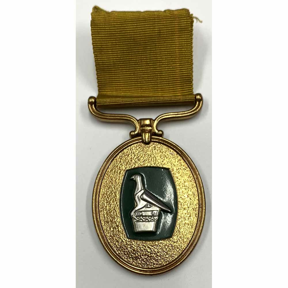The Rhodesia Badge of Honour To Mr Robo 1