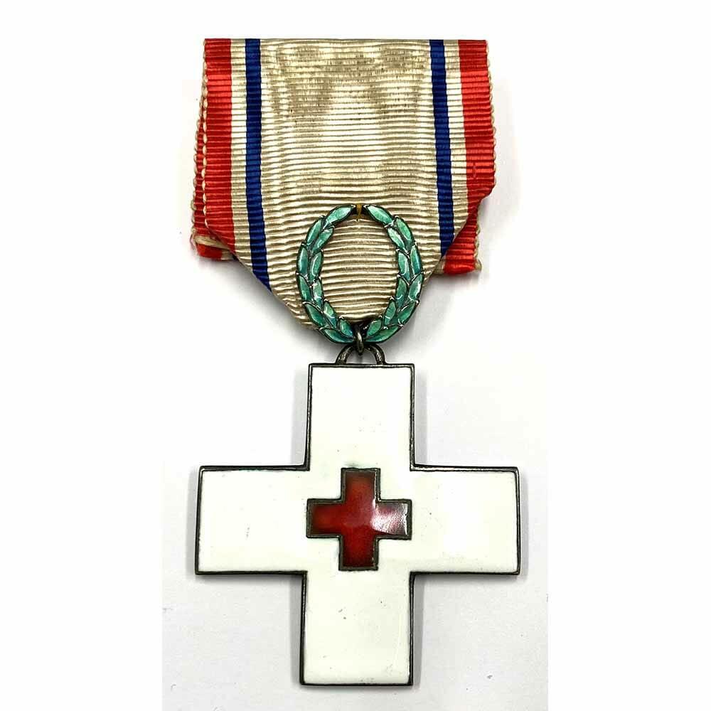Red Cross Order Badge of Honour 1