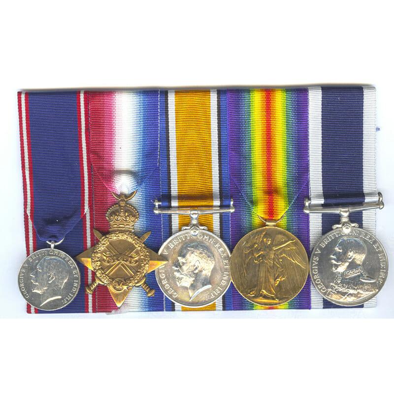 Royal Victorian Medal (GV) 1