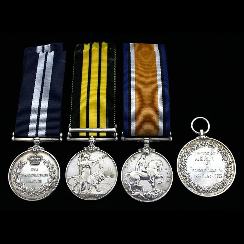 Distinguished Service Medal 2