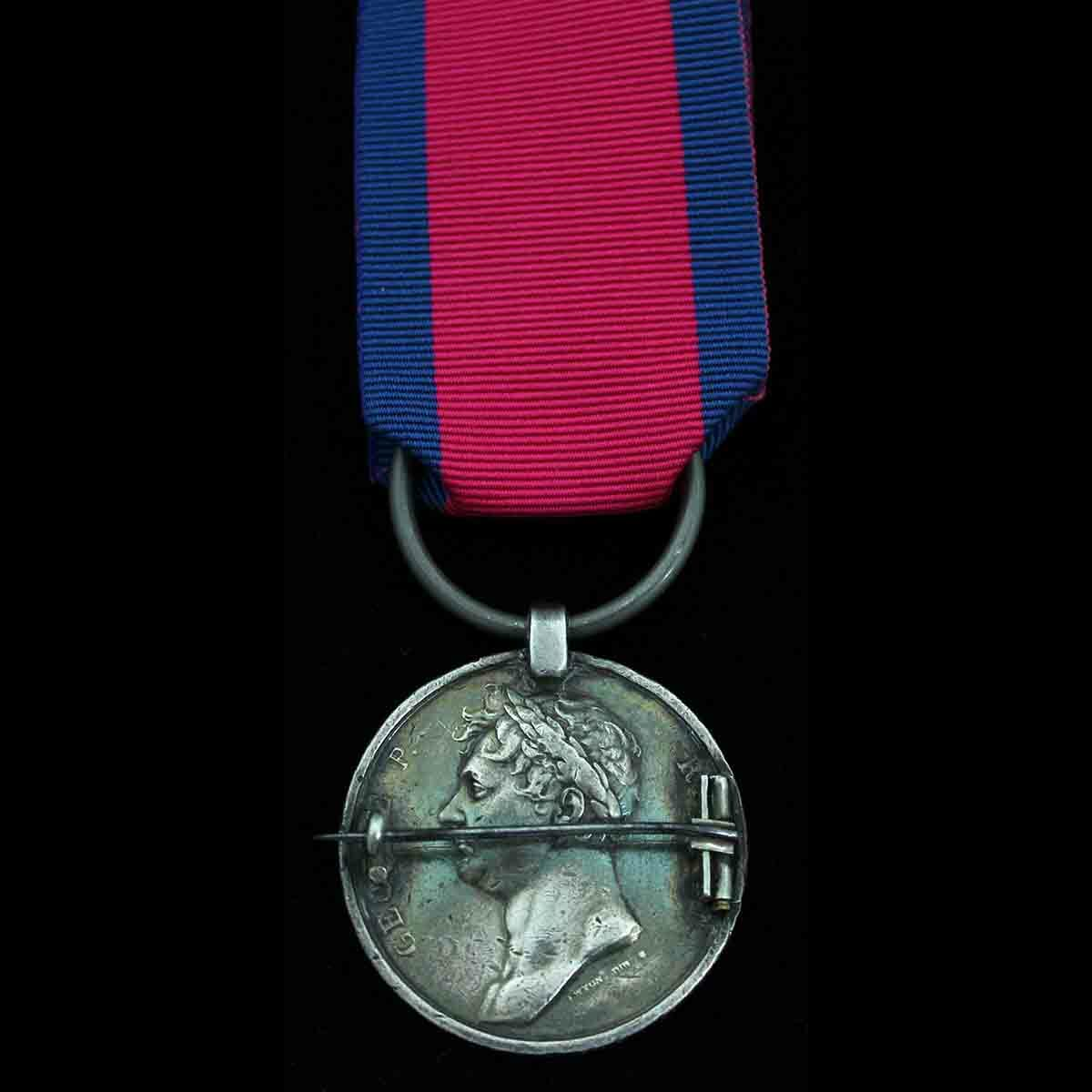 Waterloo Corpl 92nd Wounded 2