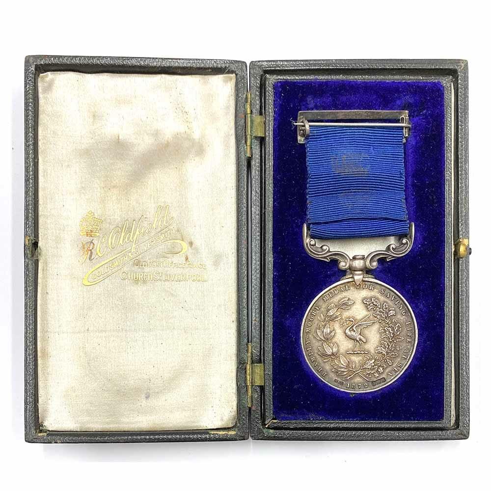 Liverpool Shipwreck Humane Society Bramley-Moore silver 2