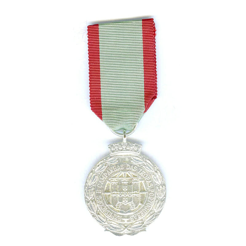 Republic Expeditions and Campaigns medal silver 2