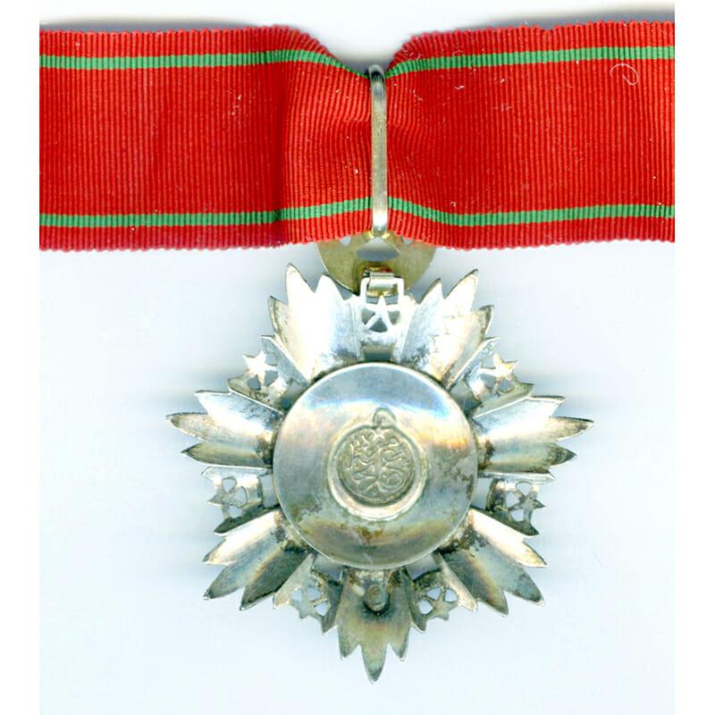 Order of the Medjidie Commander  neck badge all gold  centre 2