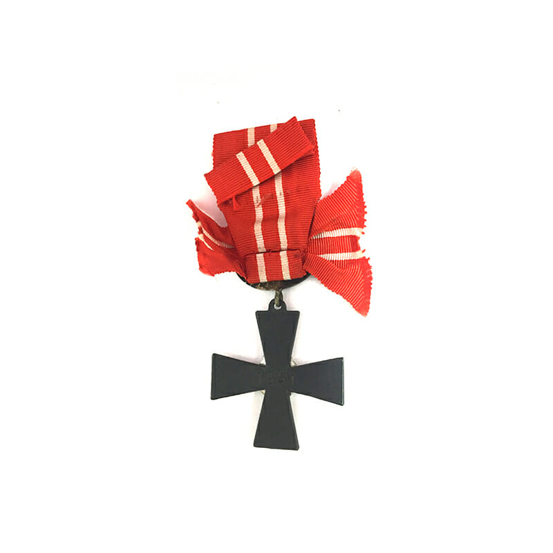 Order of Liberty Cross 4th class 1941 with swords 2