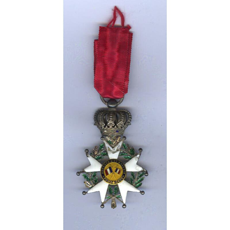 Legion D'Honneur Knight Henry IV Monarchy of July 2