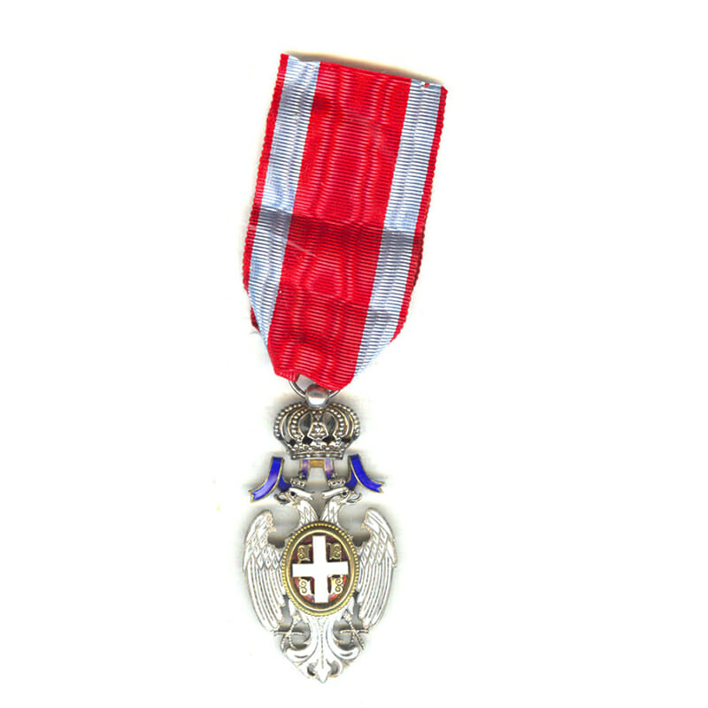 Order of The White Eagle Knight 1