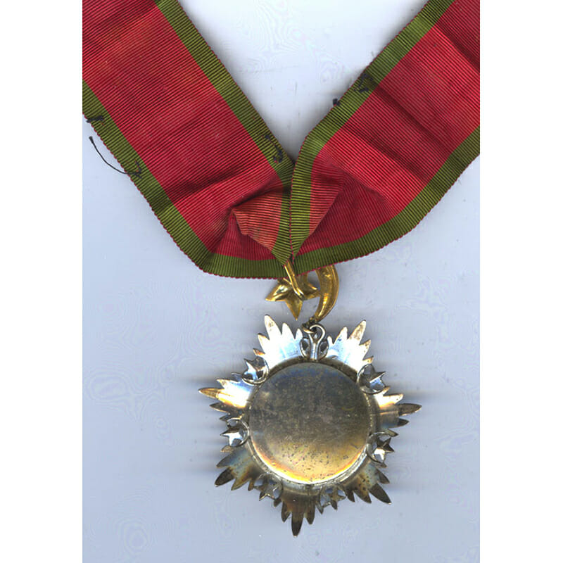 Order of the Medjidie Commander  neck badge Crimea Period with  all gold... 2