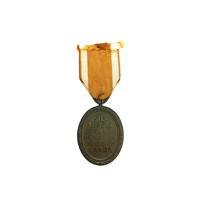 West Wall medal bronze 2