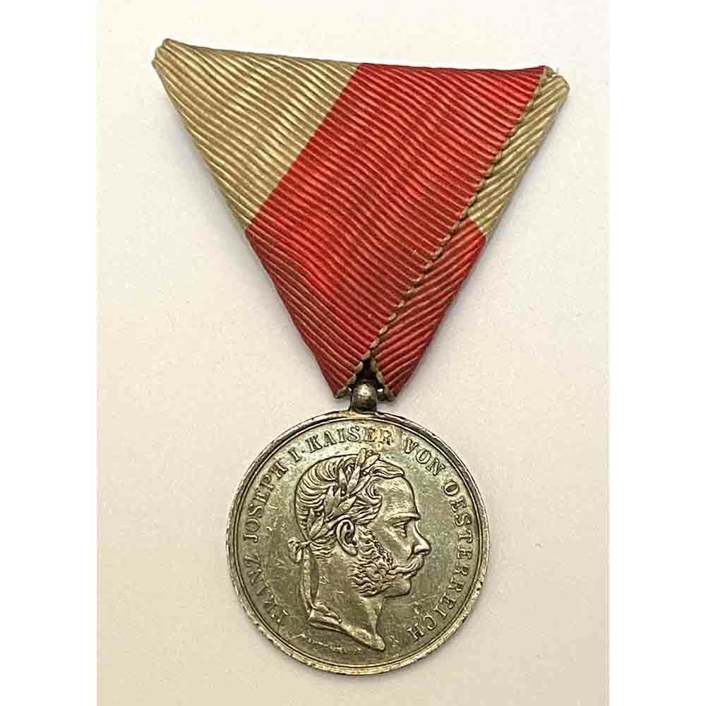 1866  Tirol Campaign Medal 1