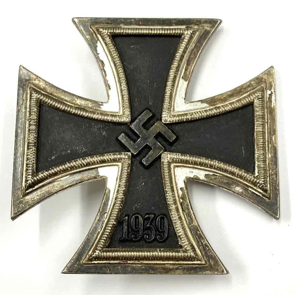 Iron Cross 1939 1st class  Souval 1
