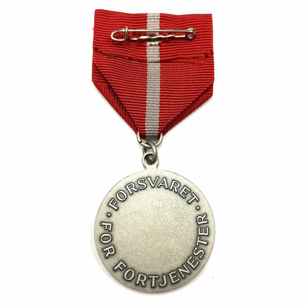 The Defence medal silver 2