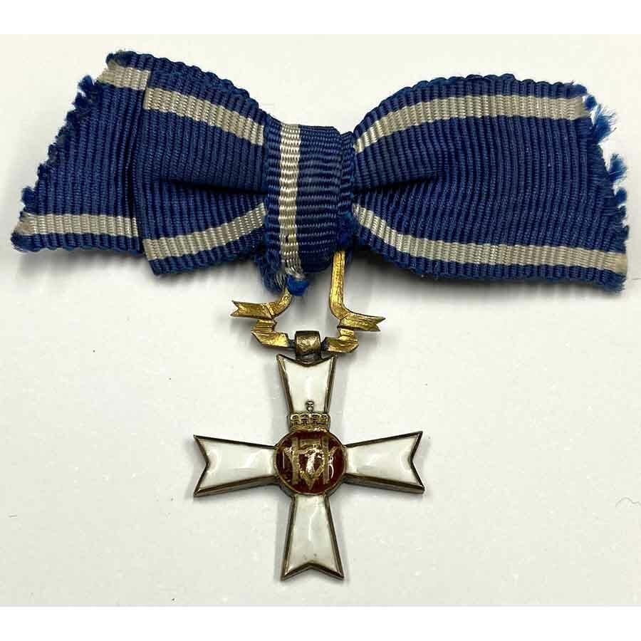 King Haakon VII Freedom or Liberty Cross 1945 Miniature 1